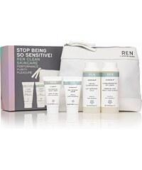 Ren Coffret peaux sensibles Apaisant et réparateur - Crème hydratante