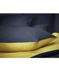 Blanc Cerise Taie d'oreiller en percale 80 fils /cm²