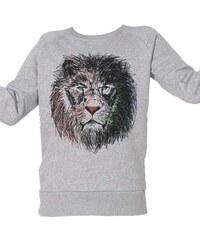 ArteCita Cecil le lion - Top/tee-shirt - gris chine