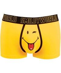 Pomm'Poire Funny Friend by Smiley - Boxer imprimé - jaune