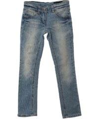 Benetton Jean slim - bleu