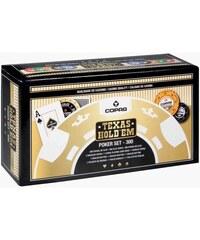 Cartamundi Coffret bois poker 300 jetons - multicolore