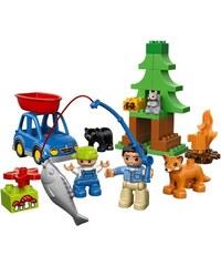 LEGO Duplo Partie de pêche en forêt duplo - Jeu de construction - multicolore