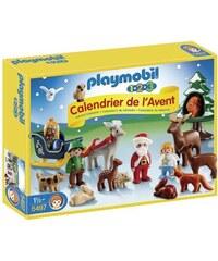 Playmobil 123 - Calendrier de l'avent - multicolore