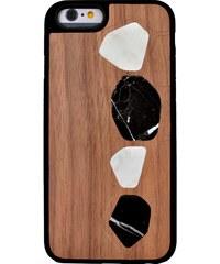 The Kase Naturalista - Coque mabre-bois Noyer pour Apple iPhone 6 - marron