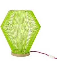 Elsa Randé Lampe à poser - Shining - Vert fluo
