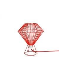 Elsa Randé Take me up - Lampe à poser - rouge