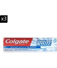 Colgate Advanced White - 3-er Set Zahnpasten - 100 ml