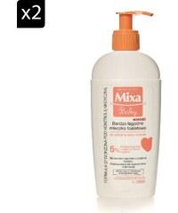 Mixa 2-er Set Baby-Reinigungslotion - 250 ml