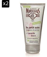Le Petit Marseillais Lot de 2 soins longueurs & pointes - 75 ml