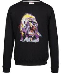 Wap Two Gorilla - Sweat-shirt - noir