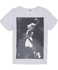 Wap Two LionE - T-shirt imprimé - gris chine