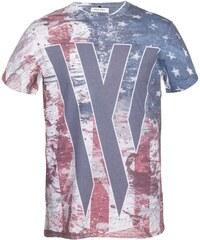 Wap Two Wsa - T-shirt imprimé - bleu marine