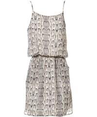 Best Mountain Kleid mit kurzem Schnitt - gemustert