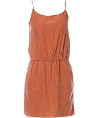 Best Mountain Kleid mit kurzem Schnitt - ziegelrot
