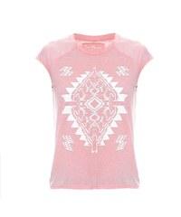 Best Mountain T-shirt - rose