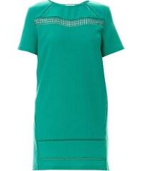 Suncoo Kleid mit kurzem Schnitt - grün