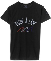 Quatre Cent Quinze Vague à l'âme - T-shirt - noir