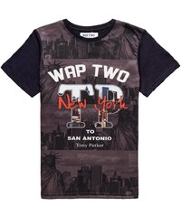 Wap Two Draft - T-shirt - bleu marine