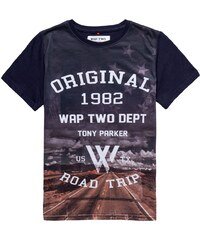 Wap Two Texas - T-shirt - bleu marine