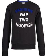Wap Two Hoopers - Sweat-shirt - noir