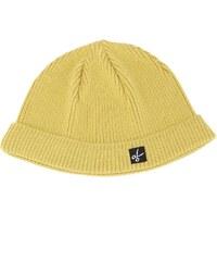 Colorblind Apparel Miki - Bonnet laine mérinos moutarde