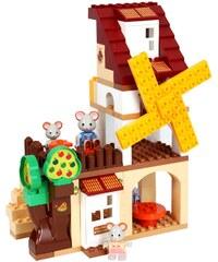 Histoire de jouets Maximilian - Moulin - Jeu de construction - 2-5 ans