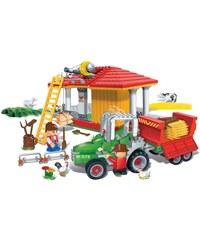 Histoire de jouets Banbao - Ferme, grange et tracteur - 4+