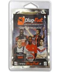 Plug Foot Plug Foot - Sachet de 5 cartes de football - multicolore