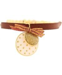 Marc Labat Bracelets Perles & Noeud - marron