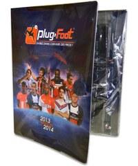 Plug Foot Album collectionneur - multicolore