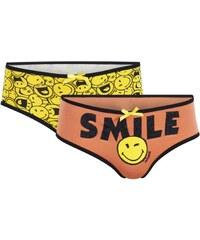 Pomm'Poire Smile - Lot de 2 boxers - multicolore