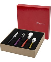 Guy Degrenne Quartz - Coffret de couverts - multicolore