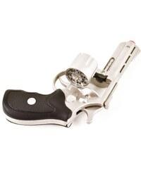 Gonher Revolver police métal 8 coups - 3+