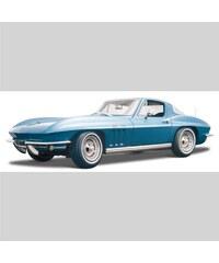Maisto Chevrolet corvette 1965 - Voiture de collection - multicolore