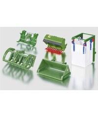 Siku Set d'accessoires frontaux pour tracteur - multicolore