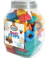 Ludi Basics Clips maxi - multicolore