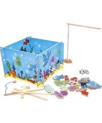 Jeujura Jeu de pêche magnétique - multicolore
