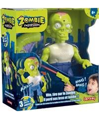 Lansay Zombie invasion - Pistolet à infrarouges et figurine - multicolore