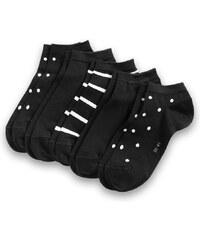 Esprit Ponožky do tenisek, 5 párů v balení