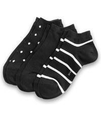 Esprit Ponožky do tenisek, 3 páry v balení
