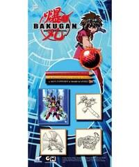 Multiprint Paquet de 3 tampons Bakugan - multicolore