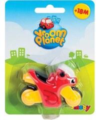 Smoby Vroom Planet - moto - multicolore
