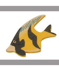 Pw International 12 pièces de poissons décorés - multicolore