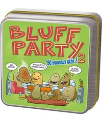 Asmodee Editions Bluff party - multicolore