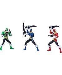 Bandai 3 Figurines power ranger - multicolore