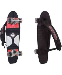 CDTS Skate board retro + housse - multicolore