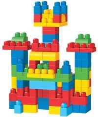 Mega Bloks Jeu de construction avec 160 briques - multicolore