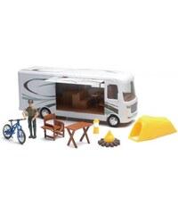 New Ray France Coffret camping car - multicolore