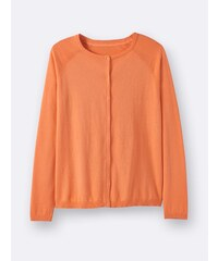 Cyrillus Cardigan - orange